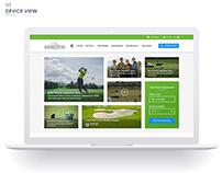 Destination Golf Site