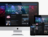 Site web Théâtre Plaza