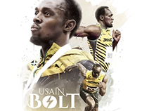 USAIN BOLT // World's Fastest Man