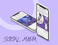 Vertebra - Social Media