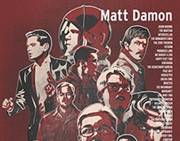 Faces: Matt Damon