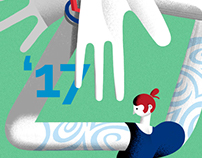 Illustration Portfolio 2017