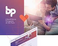 Beneficência Portuguesa de SP - Site/Midias Sociais