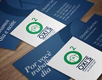 Oxi's - Logo e Identidade