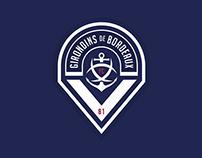 FCG Bordeaux - Rebranding