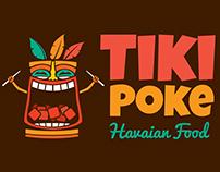 TIKI POKE - criação de marca