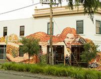 Biba Academy Mural