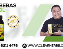 Clear Herbs FB cover photos