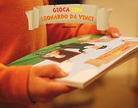 Gioca con Leonardo da Vinci - Federighi Editore