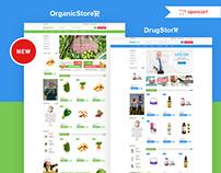 Drug Store Multipurpose e-Commerce OpenCart Theme