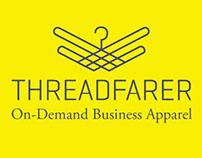ThreadFarer, On-Demand Business Apparel