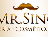 Imagen e Identidad para Mr.Singh, Perfumeria, cosmético
