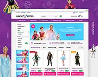 Karneval-kostymy.cz | Webdesign