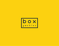 Box Parties - identity design
