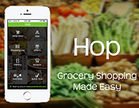Hop - Grocery Shopping Made Easy