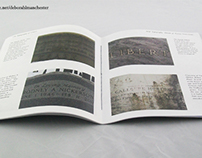 The Typography of Graves Book