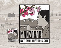 Manzanar Artwork