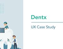 Dentx | UX Case Study