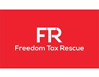 F+T+R Freedom Tax Rescue Sister Company Logo