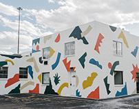 Pattern (Denver) - Mural