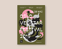 Oslo Vegetarfestival 2019