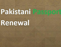 Pakistani Passport Renewal In Easy Steps| Read To Know