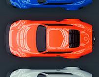 Porsche 𝙎𝙇𝘼𝙉𝙏𝙉𝙊𝙎𝙀