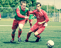 Esprit Football Academy Branding