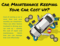 Car Maintenance Keep Your Car Cost Up?