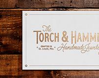 The Torch & Hammer Brand Identity