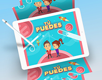 Tú puedes - E-Learning Game
