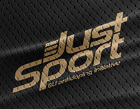 Just Sport - Antidoping initiative Visual Identity