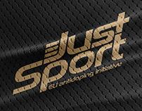 Just Sport - Antidoping initiative Visual Identity