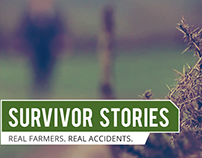 HSA Survivor Stories - microsite
