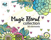 Magic Floral collection