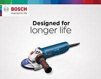 Bosch Mock Social Media Content