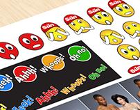 'Censored' icon design