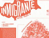El Inmigrante manifiesto