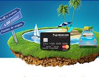Platinum Mastercard - Banner animado