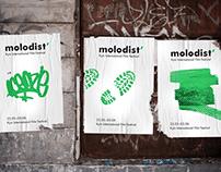 Molodist KIFF Brand Identity [2020]