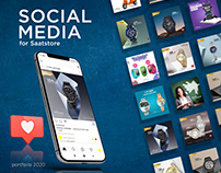 Social media post - 2020 | SaatStore