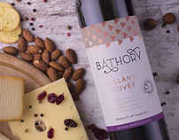 Báthory - Hungarian Wine Label