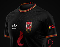 Ahly black kit
