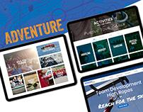 Carlingford Adventure Centre Website