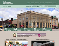 Newton Chamber of Commerce Website
