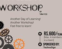 Mechanical Workshop Poster