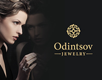"Brand identity for ""Odintsov"""