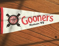 ROC Gooners x Oxford Pennant
