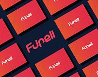 Funell Brand Book/Identity   Agência Hugz
