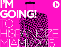 Hispanicize 2015 - Event Graphics